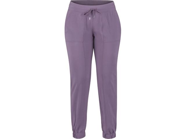 Marmot Avision Joggers Mujer, vintage violet